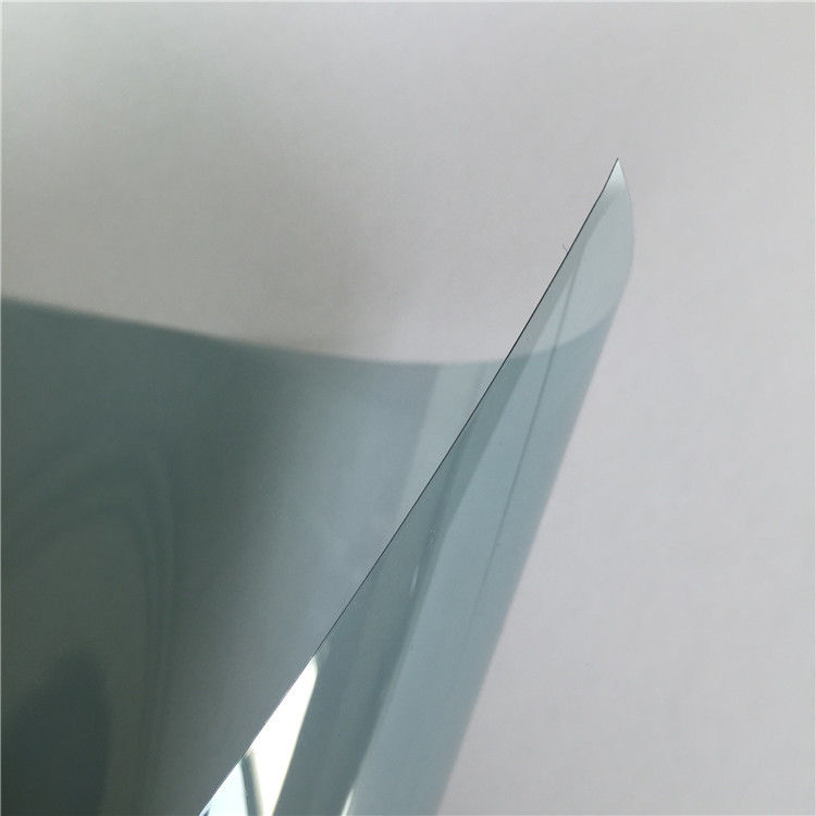 Removable Automobile Nano Ceramic Window Film , Glass UV Protection Film